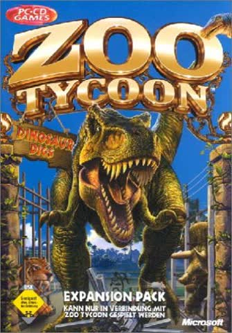 Zoo Tycoon - Dinosaur Digs Add-On