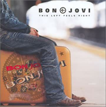 Bon Jovi [+Bonus Dvd] - This Left Feels Right