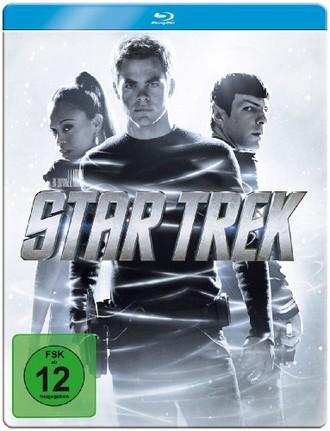 Star Trek XI (Limitierte Steelbook Edition) [Blu-ray]