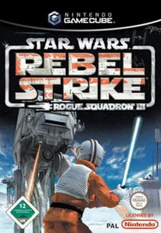 Star Wars - Rogue Squadron 3 Rebel Strike