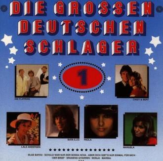 Various - Grossen Deutschen Schlager 1