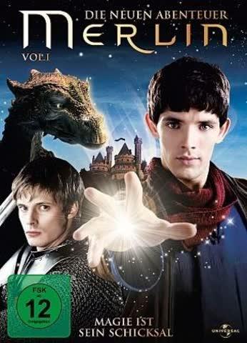 Merlin - Die neuen Abenteuer, Vol. 01 [3 DVDs]