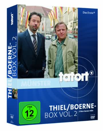 Tatort: Thiel/Boerne-Box Vol. 2