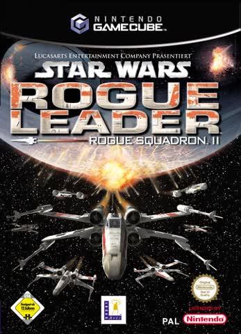 Star Wars Rogue Leader - Rogue Squadron 2