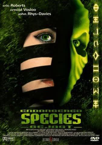 Endangered Species - Gejagt [Verleihversion]