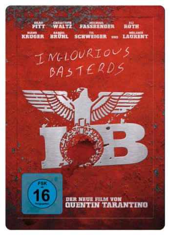 Inglourious Basterds [Import allemand]