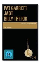 Pat Garrett Jagt Billy The Kid - Sz Cinemathek Western 4
