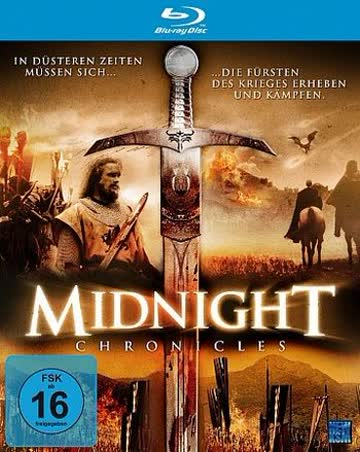 Midnight Chronicles [Blu-ray]
