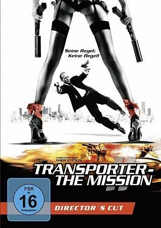 Transporter 2: The Mission - Directors Cut
