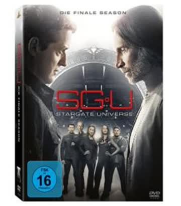 Stargate Universe: Season #2 (DVD) 5DVDs Min: DD5.1WS [Import germany]