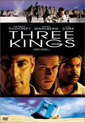 Three Kings (Snap Case Packaging)