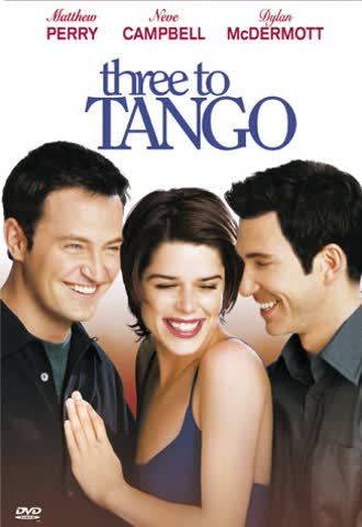 Three To Tango - Matthew Perry As Oscar Novak; Neve Campbell As Amy Post; Dy DVD