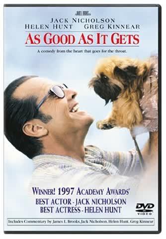 As Good As It Gets [DVD] [1998] [Region 1] [US Import] [NTSC]