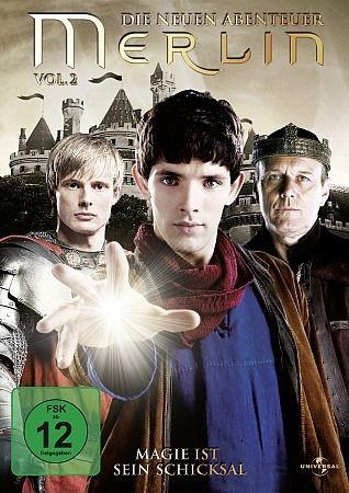 Merlin: Die Neuen Abenteuer - Season 1 - Vol. 2