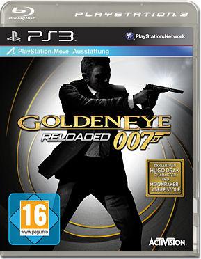 James Bond Golden Eye Reloaded [German Version]