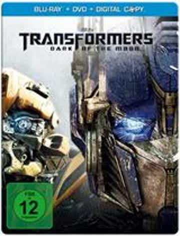 Transformers 3 - Dark of the moon (limitiertes Steelbook inkl. DVD & Digital Copy) [Blu-ray]