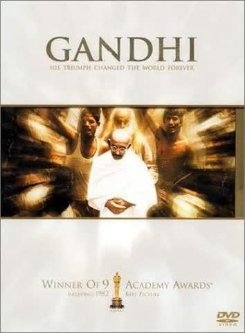 Gandhi (Ws Spec) [DVD] [1982] [US Import]