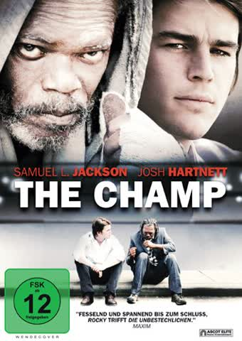 CHAMP - MOVIE [DVD] [2007]