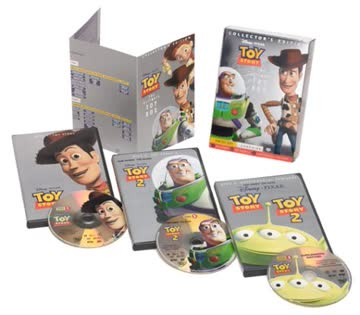 Toy Story / Toy Story 2 [The Ultimate Toy Box]
