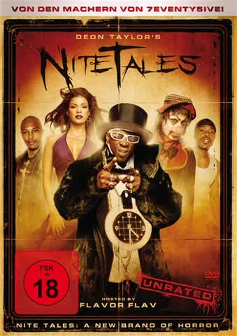 Nite Tales: The Movie - Unrated [Import allemand]