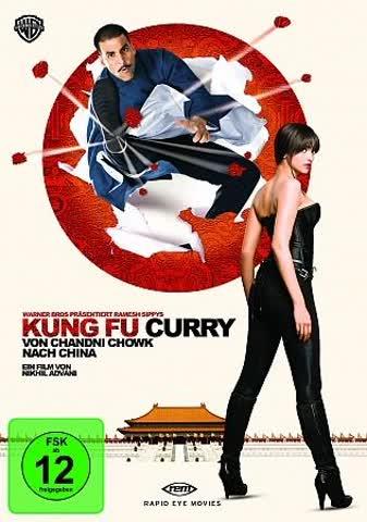 Kung Fu Curry - Von Chandni Chowk nach China