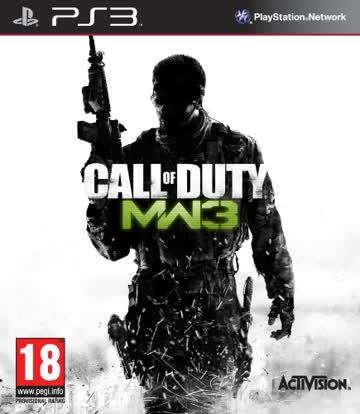 Call of Duty: Modern Warfare 3 [AT PEGI]