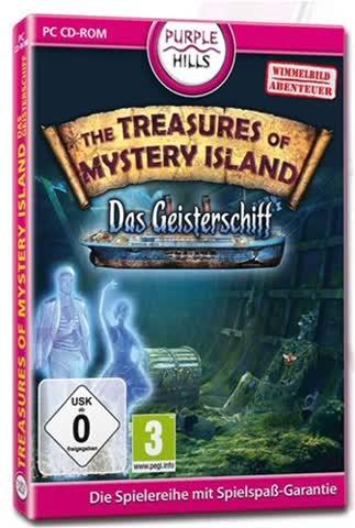 Purple Hills: The Treasures Of Mystery Island - Das
