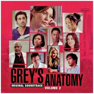 Ost - Grey's Anatomy - Volume 2