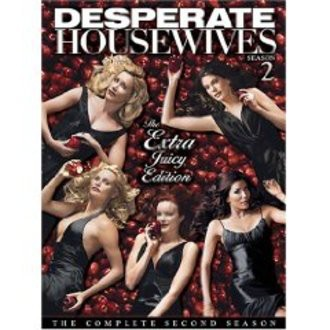 Desperate Housewives The Complete Second Series, The Extra Juicy Edition