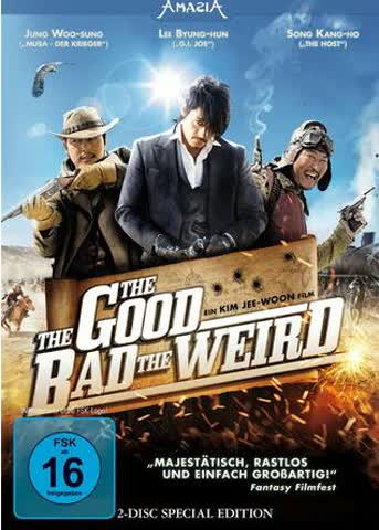 The Good, the Bad, the Weird [Special Edition] [2 DVDs]
