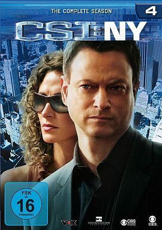 Csi New York - Staffel 4