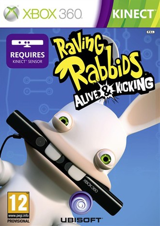 Raving Rabbids: Alive & Kicking (Kinect Only)