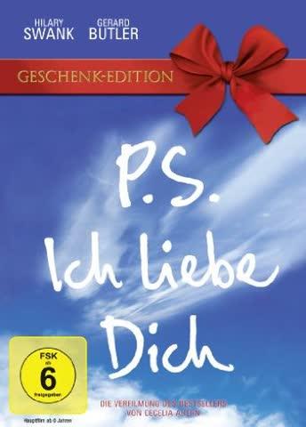 P.S. Ich liebe Dich - Geschenk Edition [Import allemand]