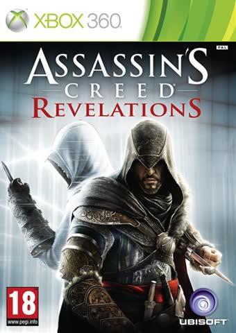 Assassins Creed Revelations [AT PEGI]