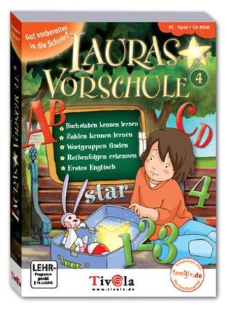 Lauras Vorschule 4 - Gut vorbereitet in die Schule