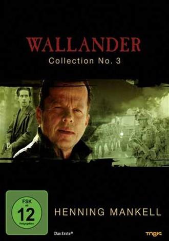 Wallander Collection No. 3 - Amaray