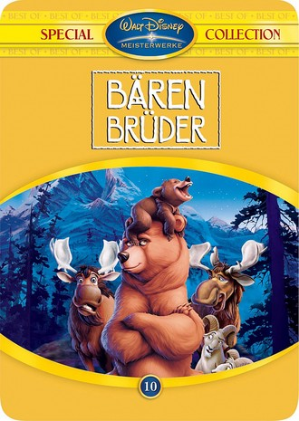 Bären Brüder [Steelbook Special Collection]