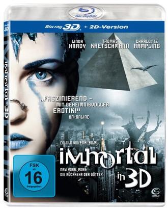 Immortal (inkl. 2D Version) [Blu-ray 3D]