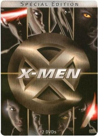 X-MEN Special Edition (Steelbook)