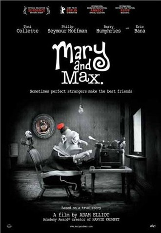 Mary And Max (dvd)