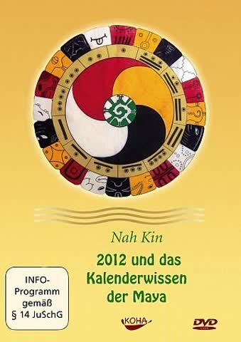 2012 und das Kalenderwissen der Maya, Video-DVD