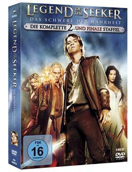 Legend Of The Seeker - 2. Staffel