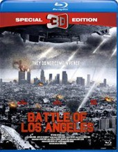 Battle Of Los Angeles (2011): 3d Version