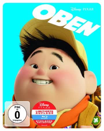 Oben - Steelbook [Limited Edition]