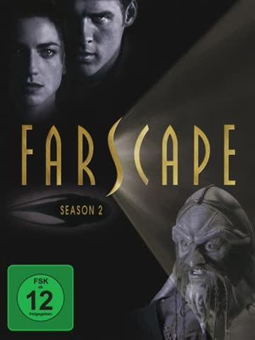 Farscape - Season 2 [8 DVDs]