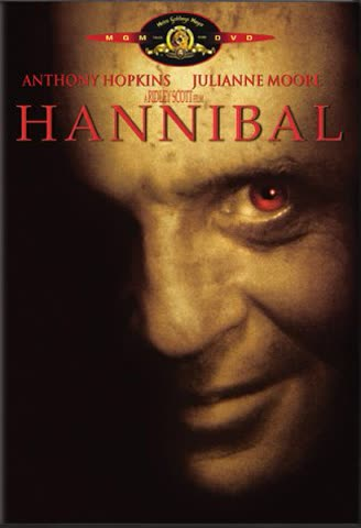 Hannibal [DVD] [2001] [Region 1] [US Import] [NTSC]