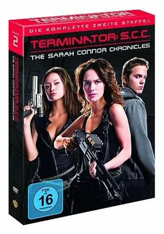 Terminator - The Sarah Connor Chronicles - Die komplette zweite Staffel 2