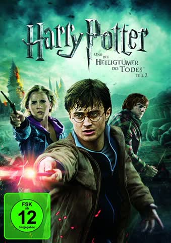 Harry Potter 7: Heiligtmer d.Todes ,