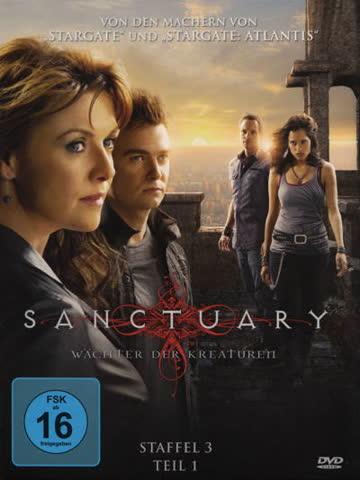 Sanctuary - Wächter der Kreaturen, Staffel 3.1 [3 DVDs]