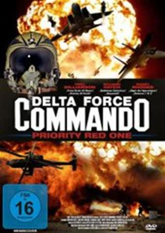 Delta Force Commando: Priority Red One